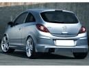 Opel Corsa D Extensie Bara Spate Sonic