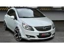 Opel Corsa D MX Front Bumper Extension