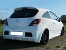 Opel Corsa D Nexus Rear Wing