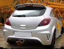 Opel Corsa D OPC-Look Rear Bumper