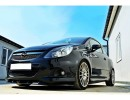 Opel Corsa D OPC Nurburgring M-Style Front Bumper Extension