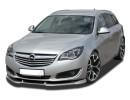 Opel Insignia V2 Front Bumper Extension