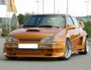 Opel Kadett E Wide Body Kit Vortex