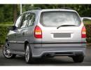 Opel Zafira J-Style Rear Bumper Extension