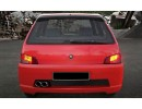 Peugeot 106 MK1 Port Rear Bumper