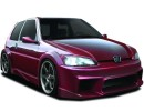 Peugeot 106 MK2 Warp Wide Side Skirts