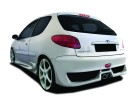 Peugeot 206 Maximus/ Torch Rear Bumper