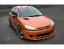 Peugeot 206 PR Side Skirts
