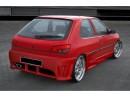 Peugeot 306 Extreme Rear Bumper