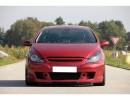 Peugeot 307 Recto Front Bumper