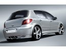 Peugeot 307 ST Rear Bumper