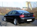 Peugeot 407 Mystic Rear Wing