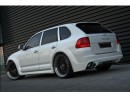 Porsche Cayenne 955 Exclusive Side Skirts