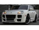 Porsche Cayenne 955 Exclusive Wide Body Kit