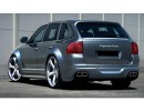 Porsche Cayenne 955 Venin Rear Bumper Extension