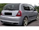 Renault Clio MK2 BSX Rear Bumper