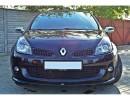 Renault Clio MK3 RS MX Front Bumper Extension