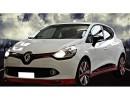 Renault Clio MK4 Lynx Front Bumper Extension
