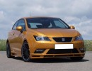 Seat Ibiza 6J Facelift E-Style Front Bumper Extension
