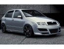 Skoda Fabia MK1 Cronos Side Skirts