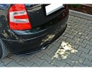 Skoda Fabia MK1 RS MX Rear Bumper Extension