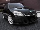 Skoda Fabia MK2 Facelift MX Front Bumper Extension