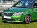 Skoda Fabia MK2 RS Invido Front Bumper Extension