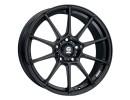 Sparco Assetto Gara Matt Black Wheel