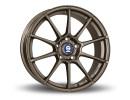 Sparco Assetto Gara Matt Bronze Wheel