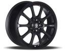 Sparco Drift Matt Black Wheel