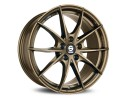 Sparco Trofeo 5 Gloss Bronze Wheel