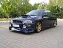 Subaru Impreza MK1 Facelift J-Spec Front Bumper Extension