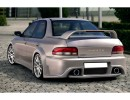 Subaru Impreza MK1 Moon Wide Rear Wheel Arch Extension