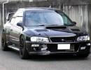 Subaru Impreza MK1 WRC Wide Body Kit