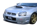 Subaru Impreza MK2 Facelift BX-1 Front Bumper Extension