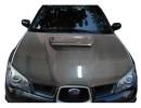 Subaru Impreza MK2 Facelift Exclusive Carbon Fiber Hood