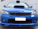 Subaru Impreza MK2 Facelift L2 Front Bumper Extension