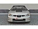 Subaru Impreza MK2 Facelift MX Front Bumper Extension
