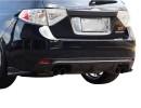 Subaru Impreza MK3 Speed Rear Bumper Extension