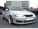 Toyota Avensis EDS Front Bumper