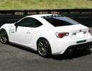 Toyota GT86 Tokyo Rear Bumper Extensions