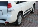 Toyota Land Cruiser Prado J150 Helios Running Boards