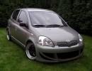 Toyota Yaris MK1 Facelift ED2 Front Bumper