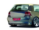 VW Golf 4 O2-Line Rear Bumper Extension