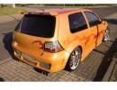 VW Golf 4 Tokyo Rear Wing