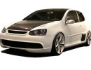 VW Golf 5 CustomLine Front Bumper