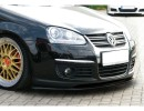 VW Golf 5 GTI I-Tech Front Bumper Extension