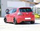 VW Golf 5 GTI Vortex Rear Bumper Extension