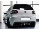 VW Golf 5 GTS Rear Bumper