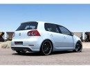 VW Golf 5 R-Design Rear Bumper Extension